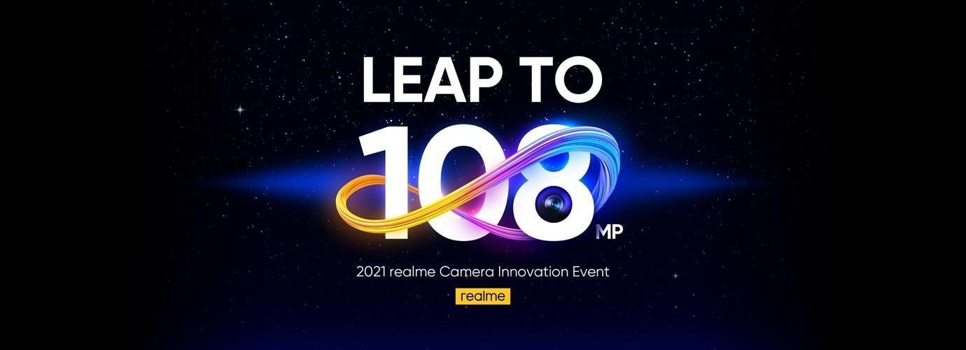Realme ha presentato la sua prima fotocamera da 108 MP (foto)