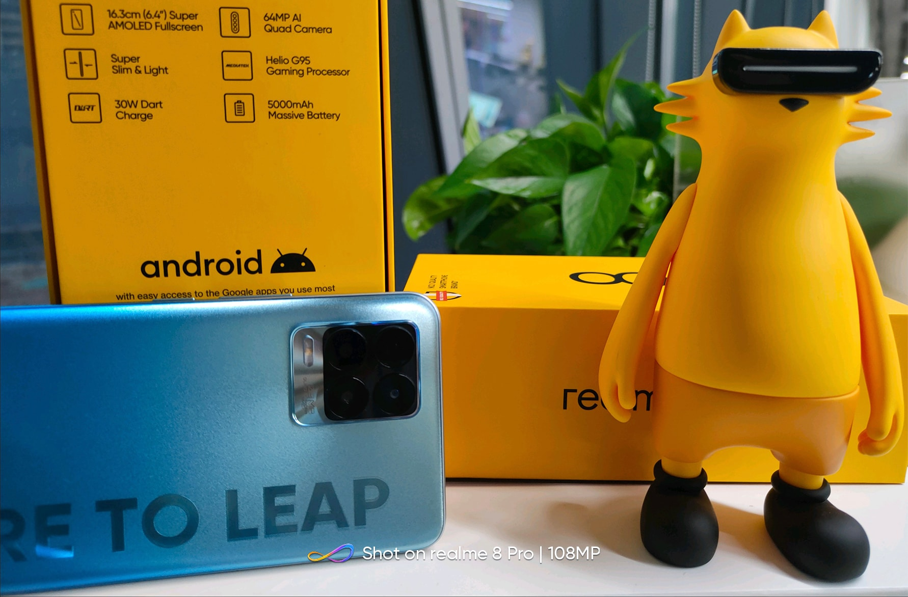 Realme 8 è in arrivo: non ci sarà la fotocamera da 108 MP ma un display Super AMOLED (foto)