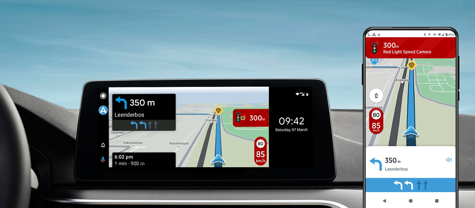 AmiGo si aggiorna con un'attesa novità per Android Auto