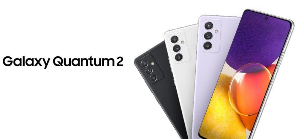 Samsung presenta lo smartphone quasi impossibile da hackerare: ecco Galaxy Quantum 2 (foto) (aggiornato)