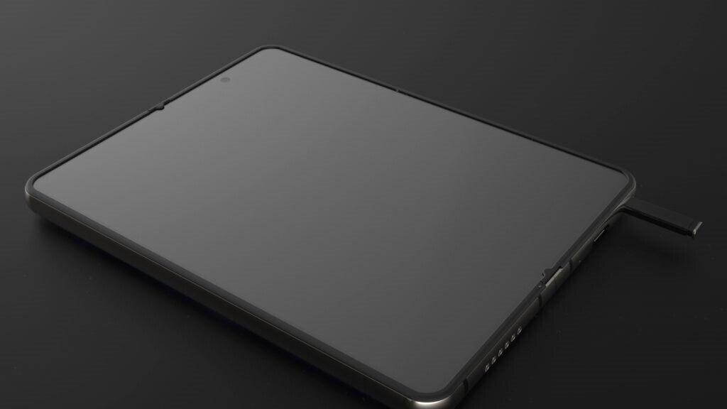 Galaxy Z Fold 3 potrebbe non avere uno slot per la S-Pen