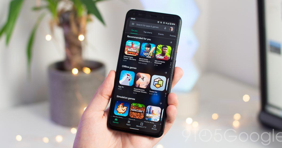 Google ha bloccato e rimosso dal Play Store quasi 1 milione di app malevole nel 2020