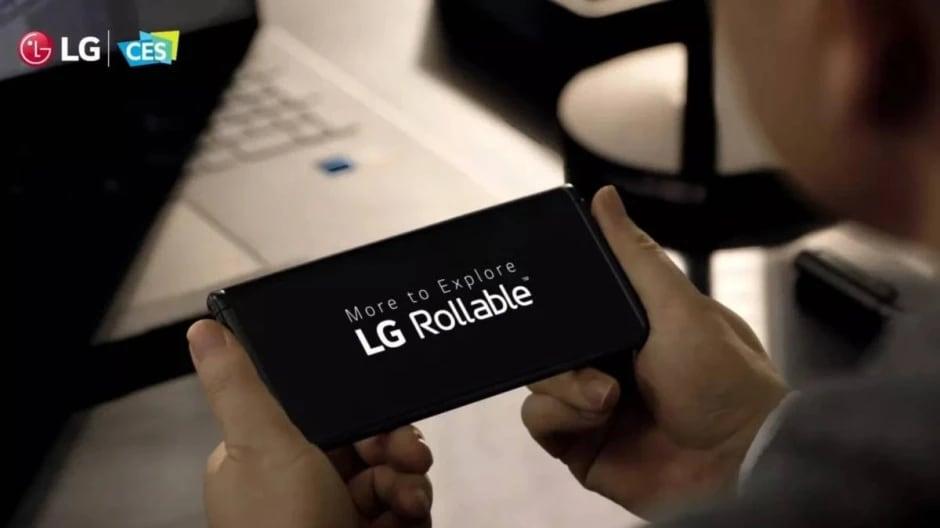 Rimpianti per l'addio di LG: il suo smartphone avvolgibile era quasi pronto (foto)