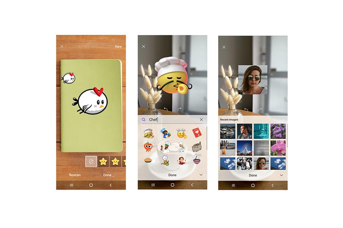 A volte ritornano: Samsung reintroduce funzioni AR con questa nuova app (foto)