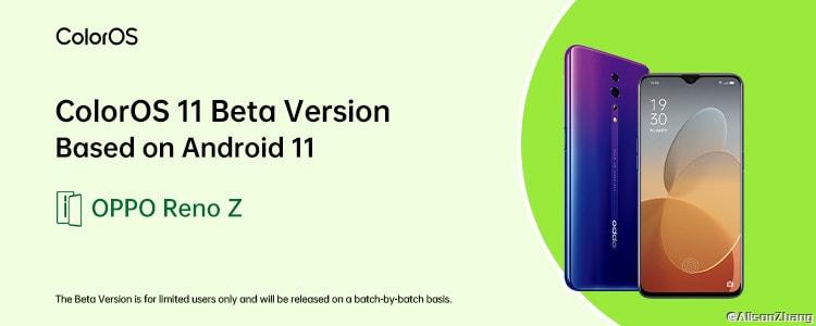 Android 11 in versione beta arriva per OPPO Reno Z e OPPO A73, ma non ancora in Italia (foto)