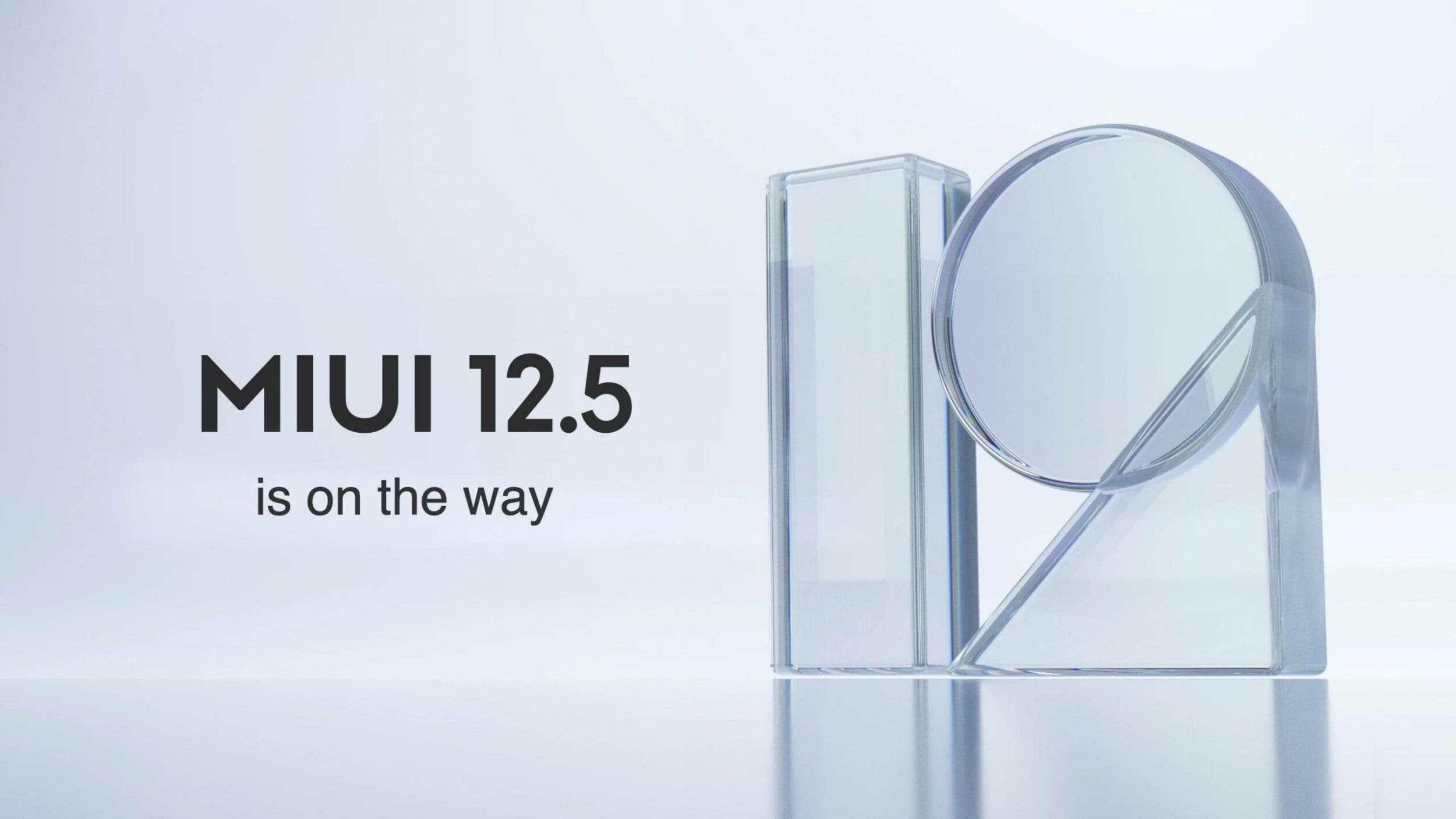 Ecco quali smartphone Xiaomi riceveranno l'ultima MIUI 12.5 Enhanced Global