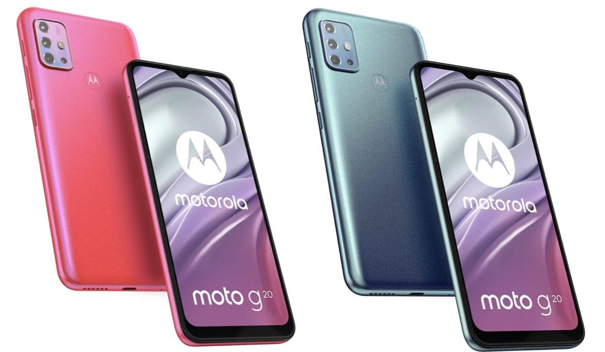 Un altro smartphone Motorola è in arrivo: spuntano le specifiche di Moto G20 (foto)