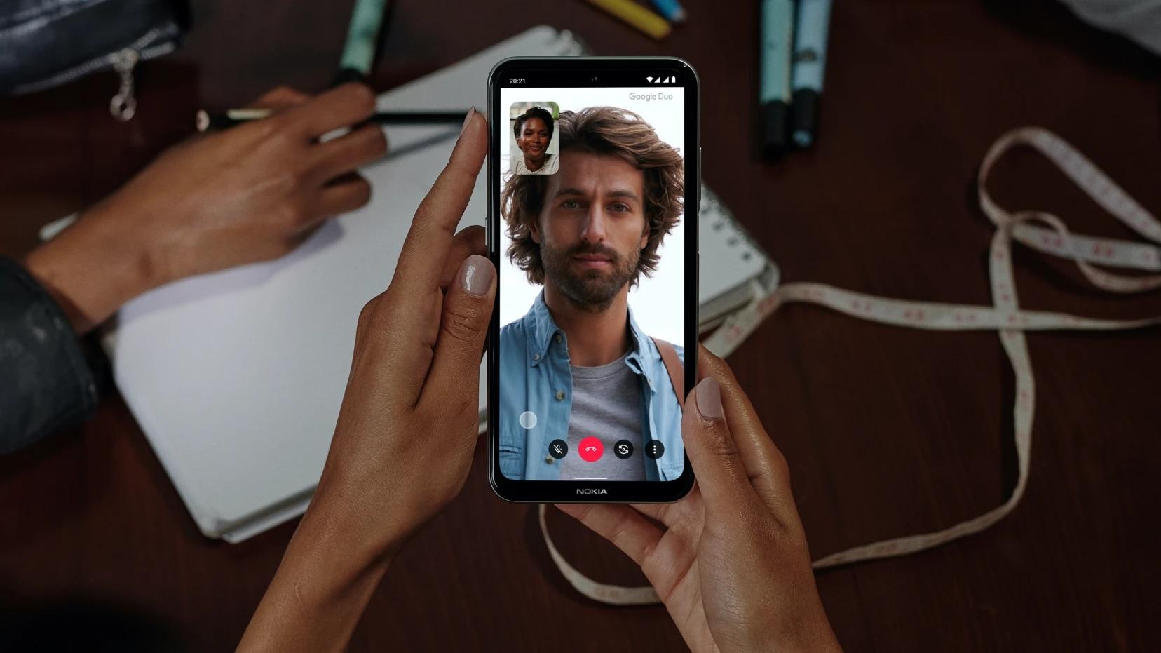Nokia X20 è ufficialmente disponibile in Italia a 399€ (foto)