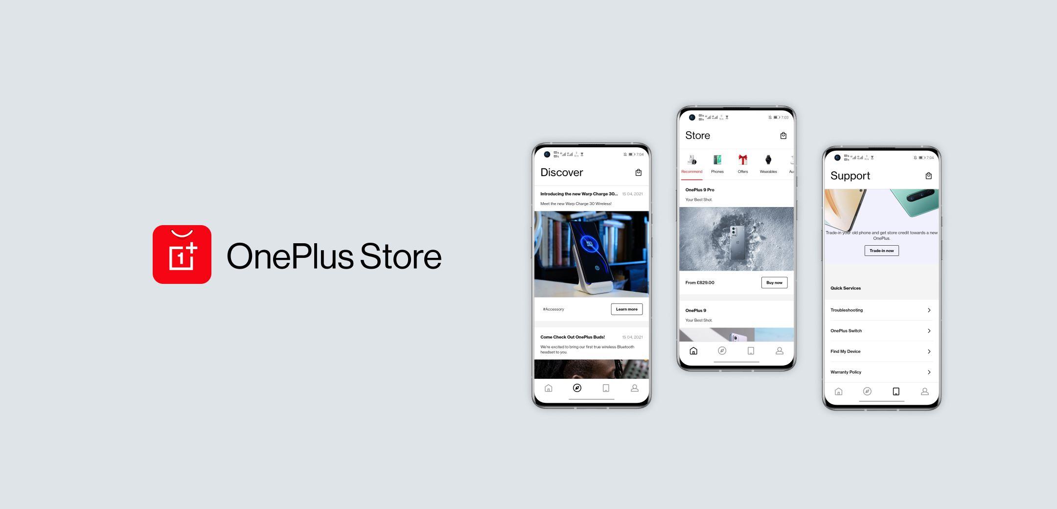 L'app OnePlus Store è in arrivo in Europa: ecco come partecipare alla beta (download apk)