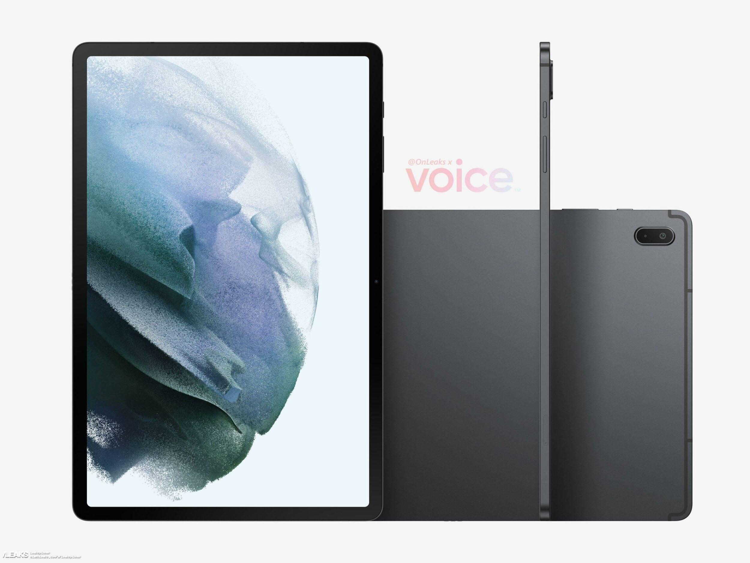 Galaxy Tab S7 FE: processore Snapdragon, S Pen e autonomia da top (foto)
