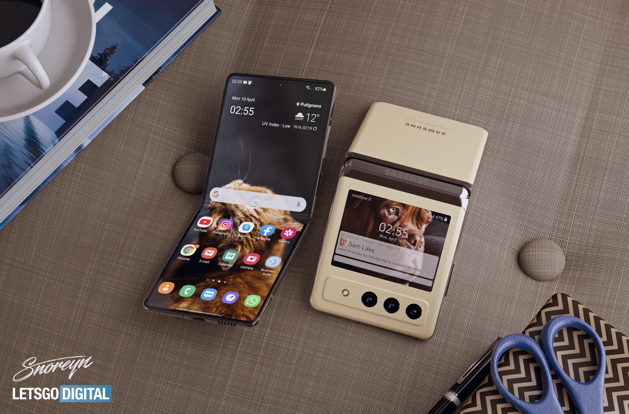 Galaxy S21 FE, Galaxy Z Fold 3 e Z Flip 3 arriveranno ad agosto 2021?
