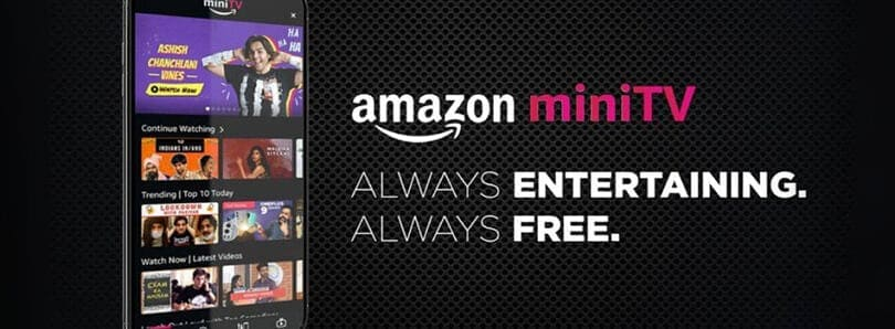 Amazon MiniTV è un nuovo servizio di streaming video gratuito, ma non per l'Italia