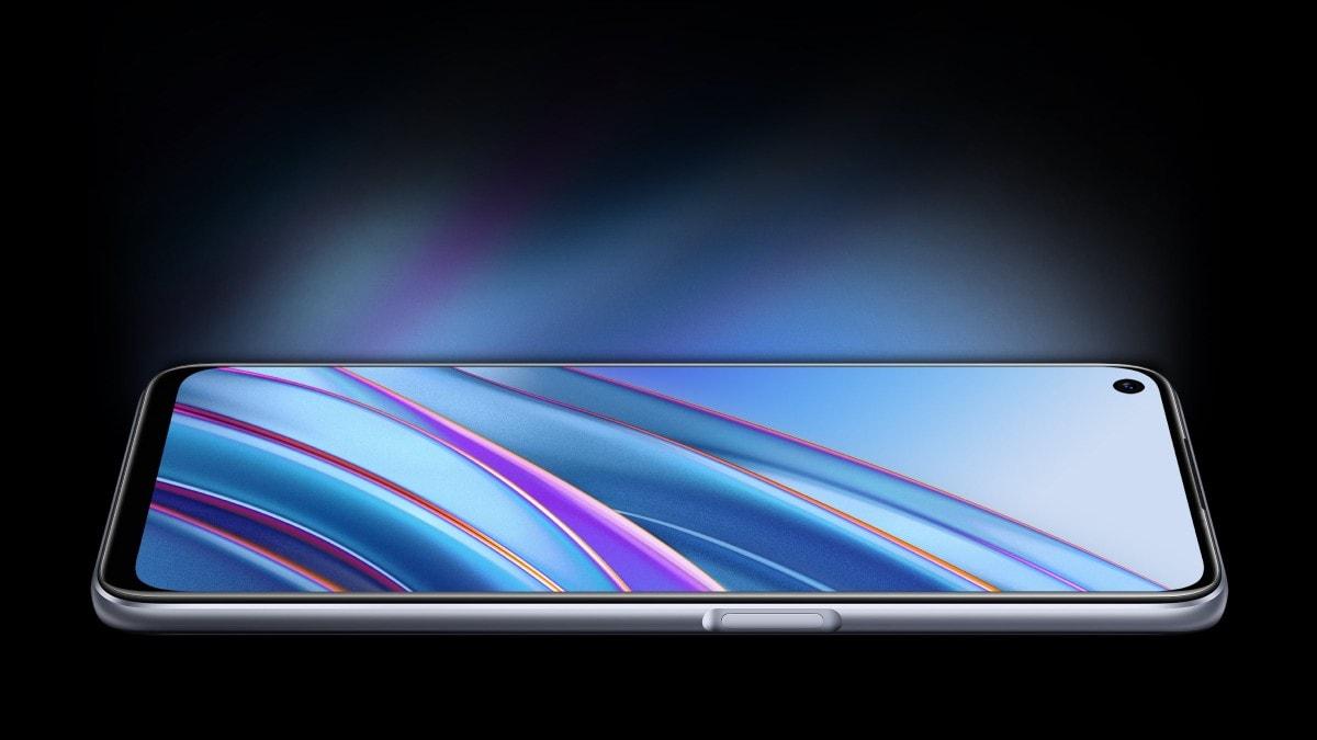 Realme Narzo 30, la variante standard della gamma di smartphone con a bordo Helio G95 (foto)