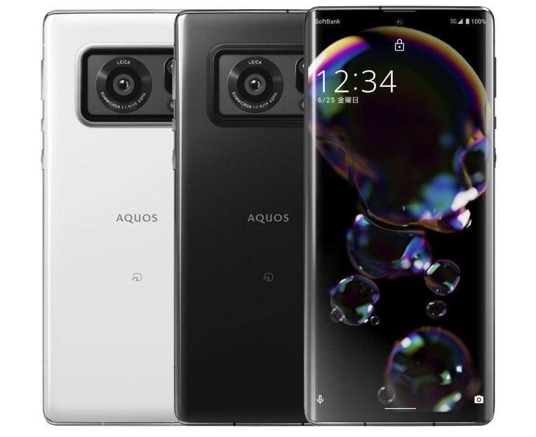 Sharp vuole sorprendere tutti con il nuovo AQUOS R6: display a 240 Hz e fotocamera enorme (foto)