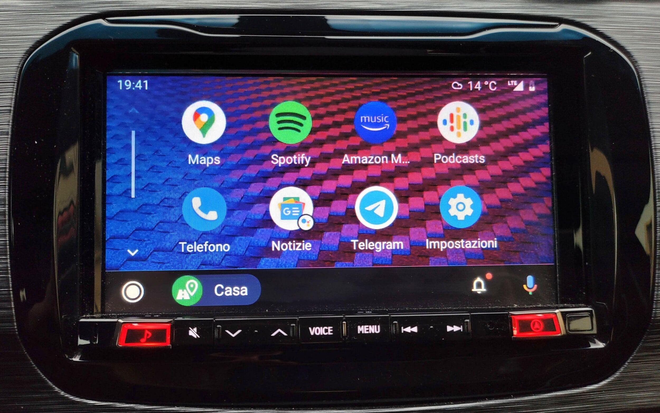 Android Auto su smartphone come se foste in macchina: tutto con questa app