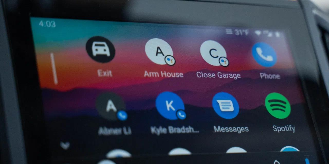 Android Auto mette la musica in pausa di diversi utenti che aprono app sullo smartphone. Succede anche a voi?