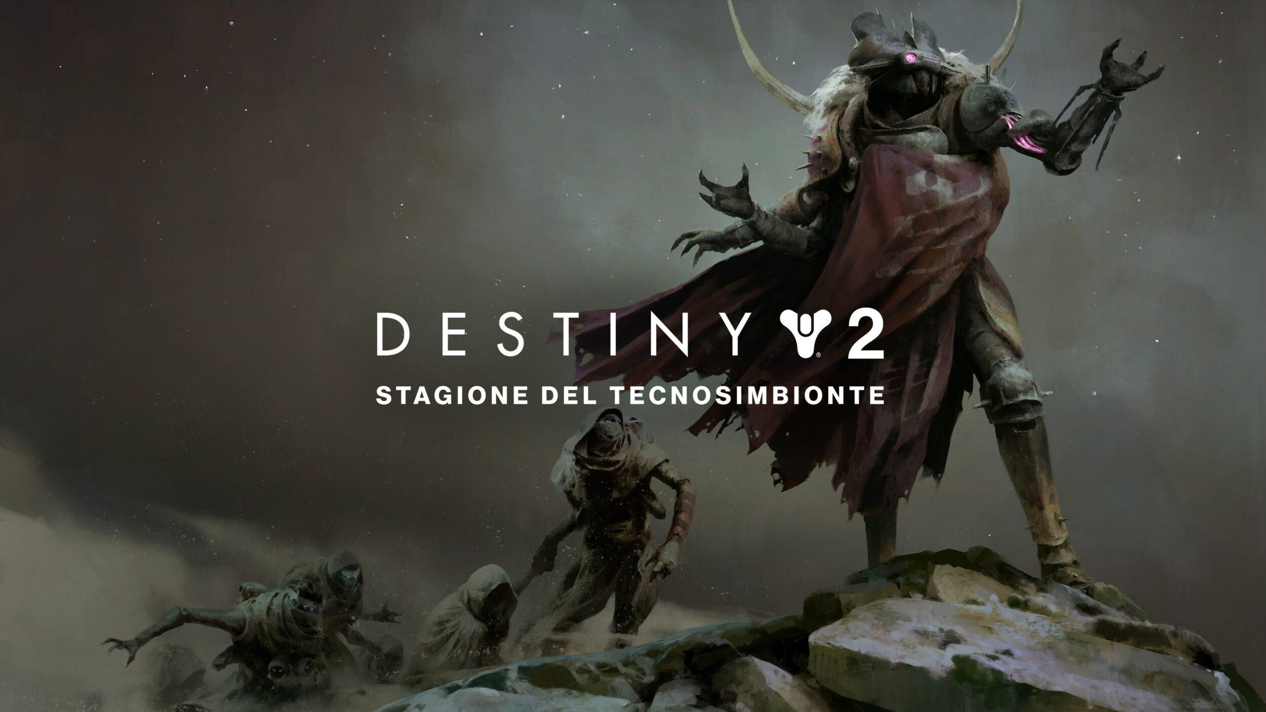 Destiny 2: la Stagione del Tecnosimbionte inizierà l'11 maggio (video) (aggiornato: disponibile)