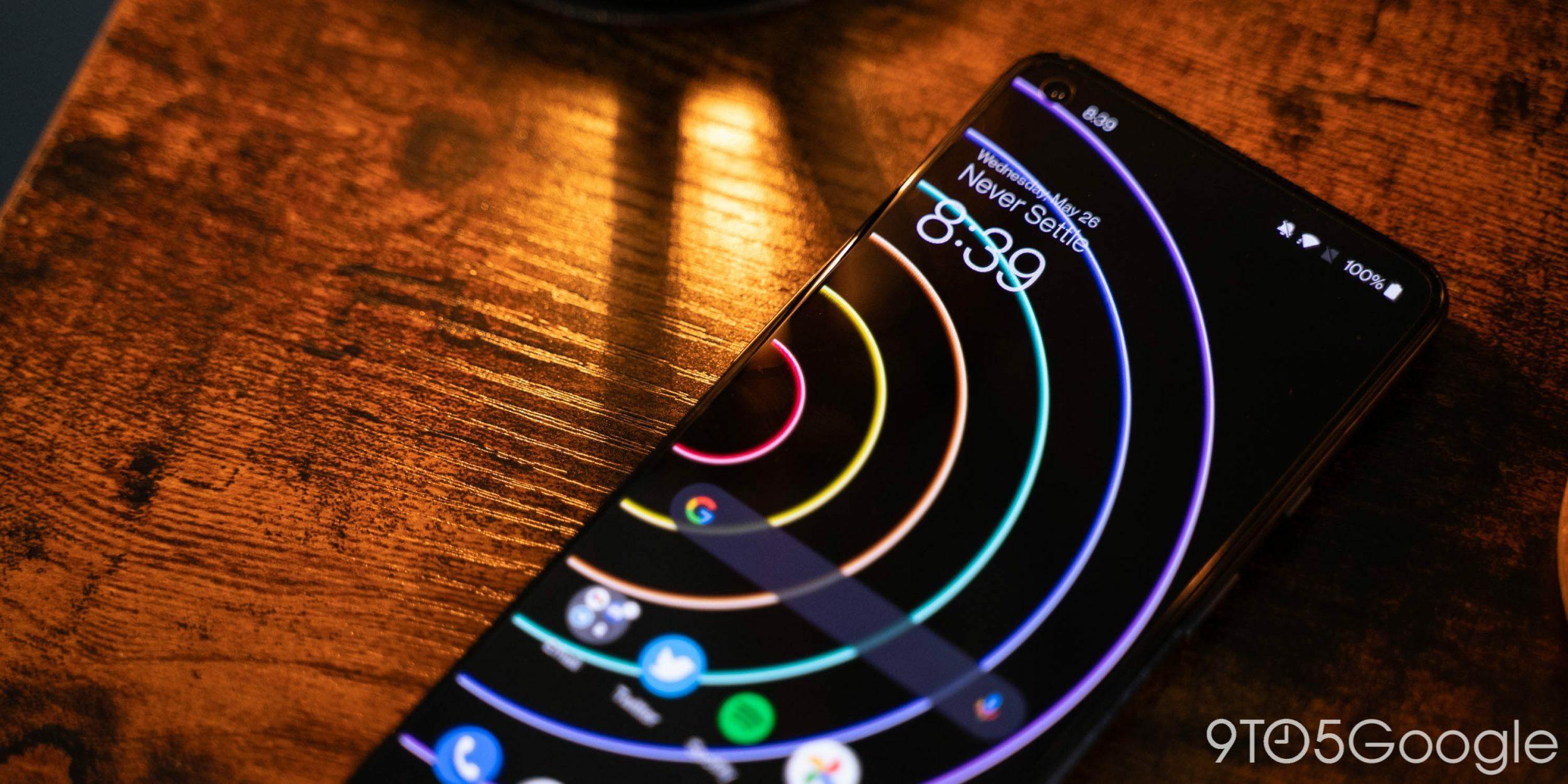L'app per sfondi che vorrete sul vostro smartphone è di OnePlus: come provarla subito (foto)