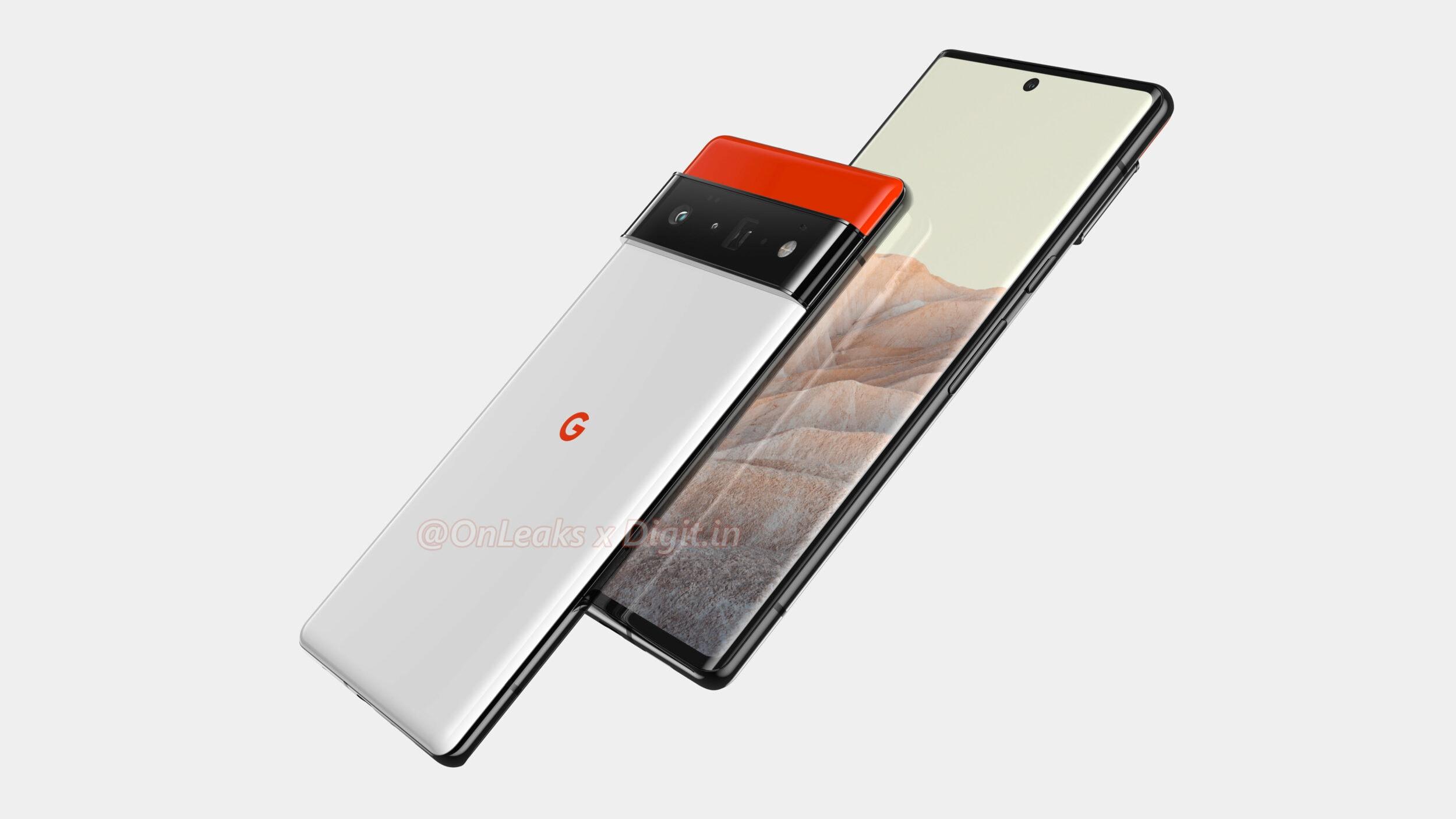 Google Pixel 6 Pro potrebbe anche non chiamarsi così