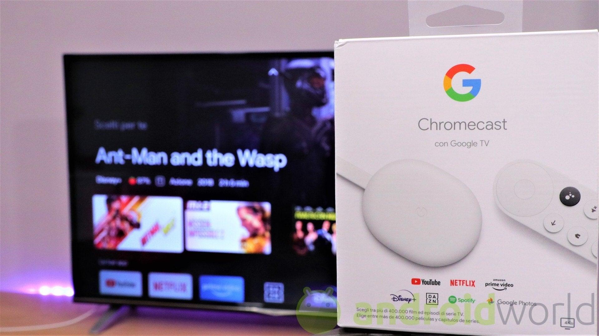 Android TV 12 Beta 3 riceve gradite novità: supporto al 4K per l'interfaccia e non solo (foto)