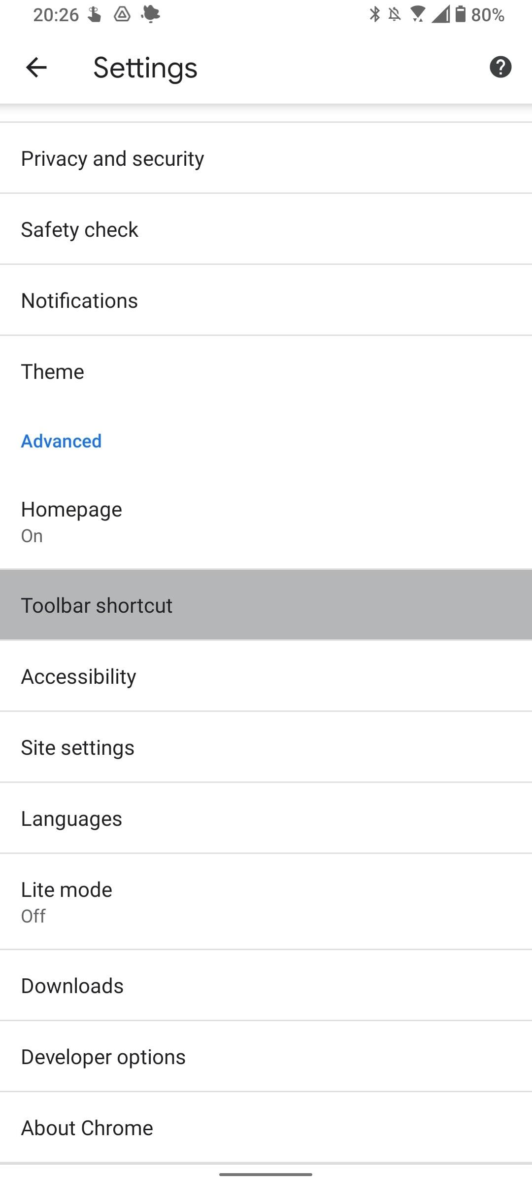 google toolbar 2