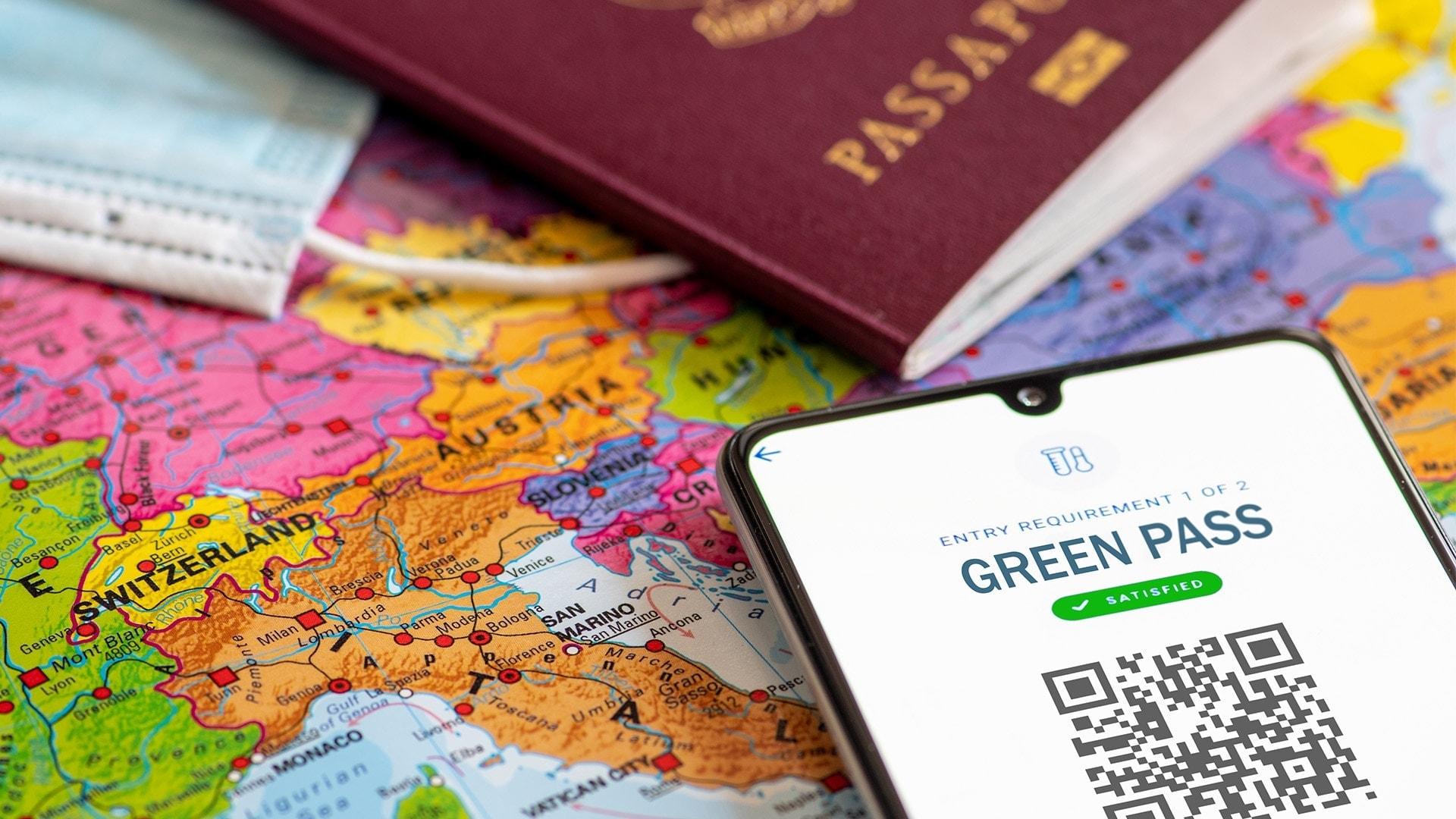 Green Pass obbligatorio: come riceverlo e per cosa va mostrato da oggi 6 agosto