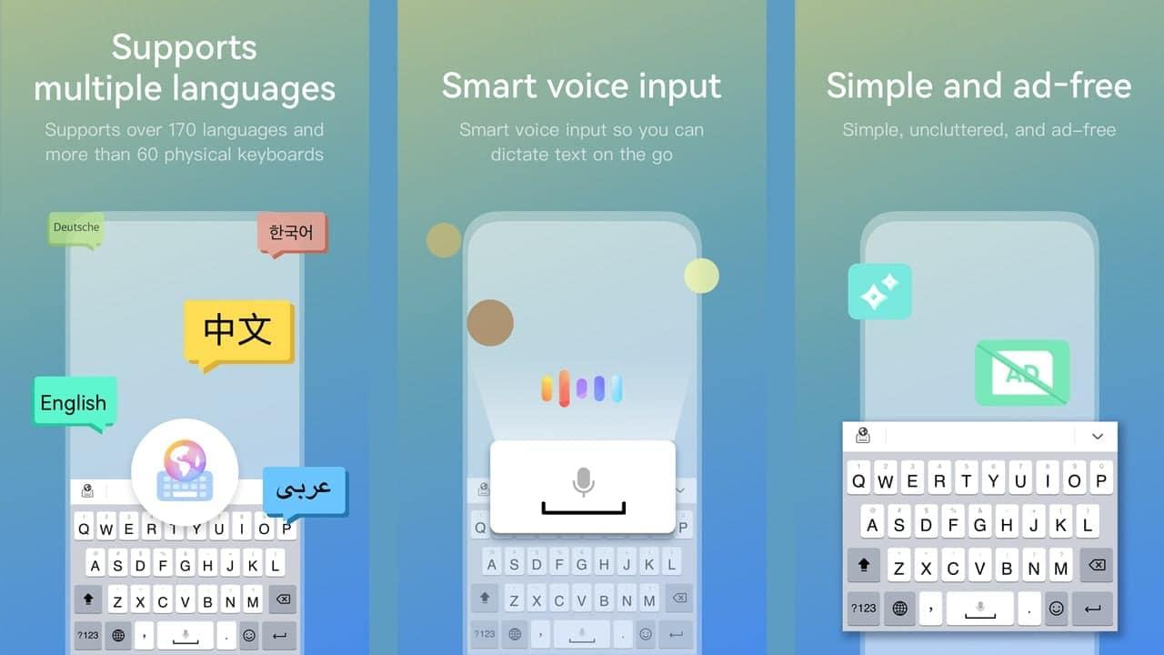 Huawei si mette in proprio in tutto e per tutto: lanciata la propria tastiera mobile
