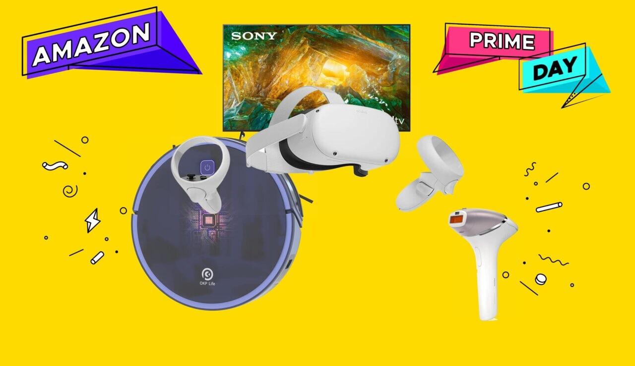 Fuoritutto Prime Day: ancora nuovi ribassi su tanti TV, robot aspirapolvere, Oculus e altro