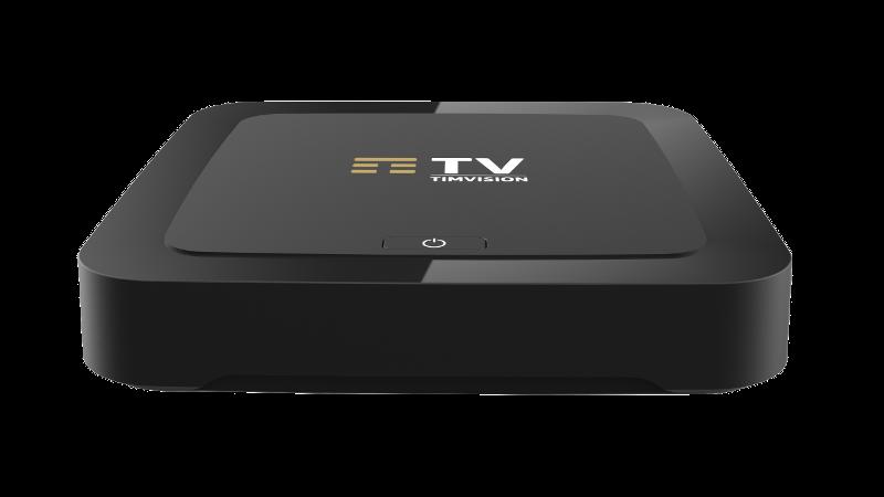 Ecco il nuovo TIMVision Box: c'è tutto, anche DVB-T2 e Android TV (foto)