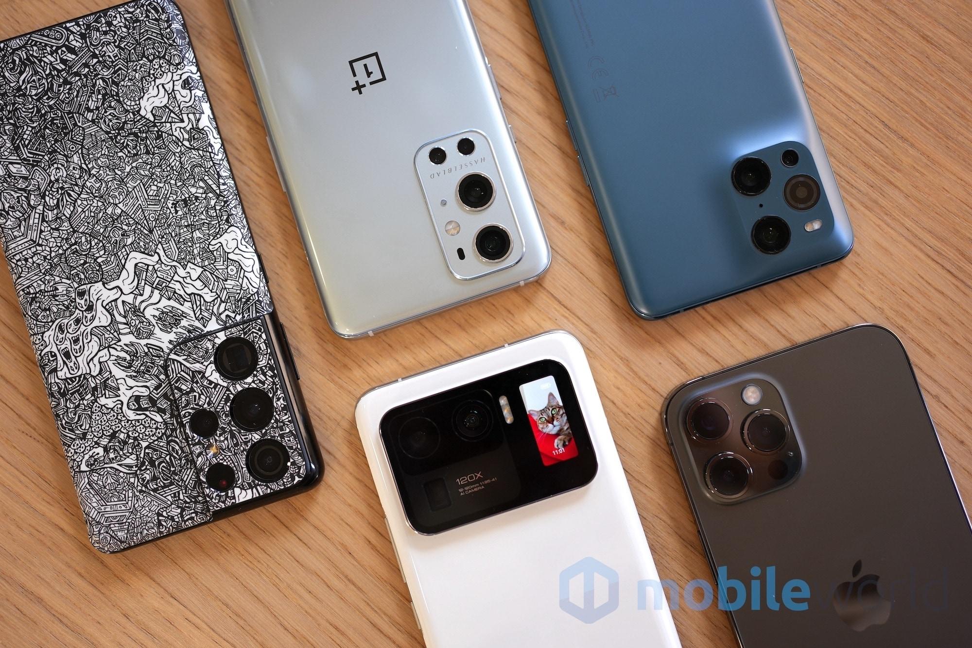 I migliori smartphone di agosto 2021: i gaming-phone e l'Asia dominano la scena (foto)
