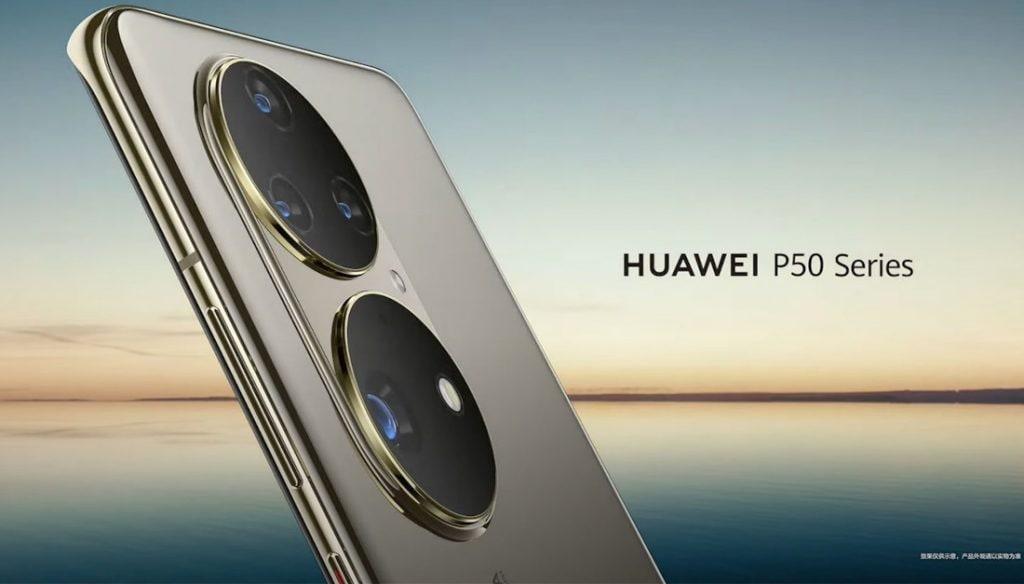 Huawei P50, nuovi top di gamma con doppio modulo fotografico, saranno annunciati a fine mese