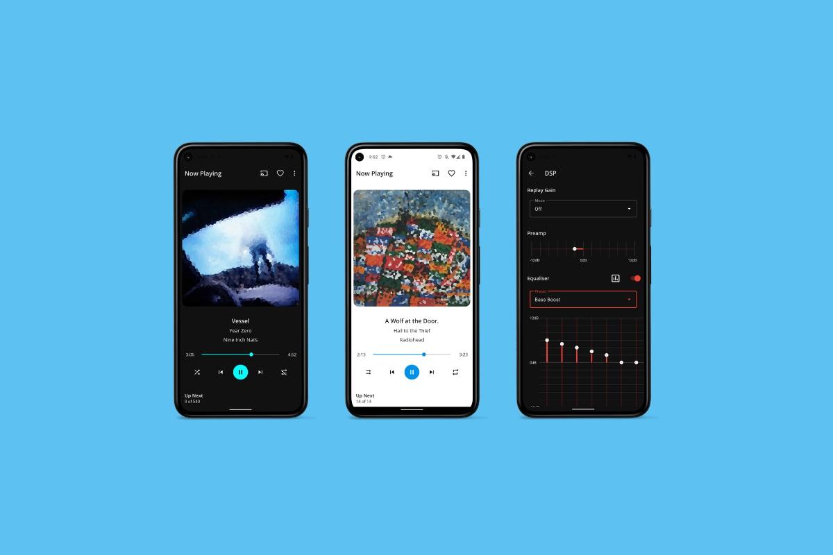S2 Music Player, il lettore audio dispon …