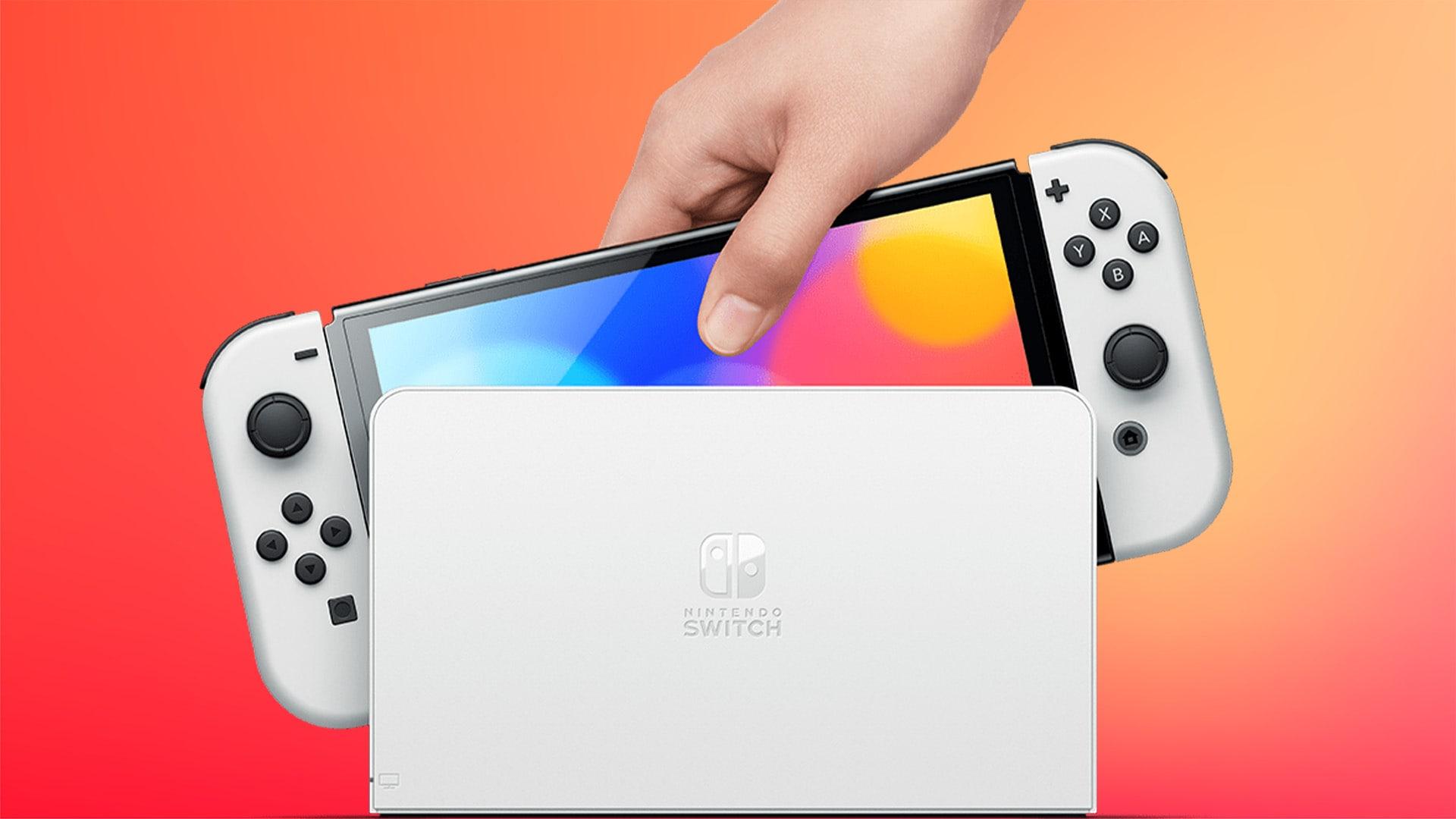 Nintendo Switch OLED: stessa RAM, stesso SoC, stessi Joy-Con, praticamente stessa console?