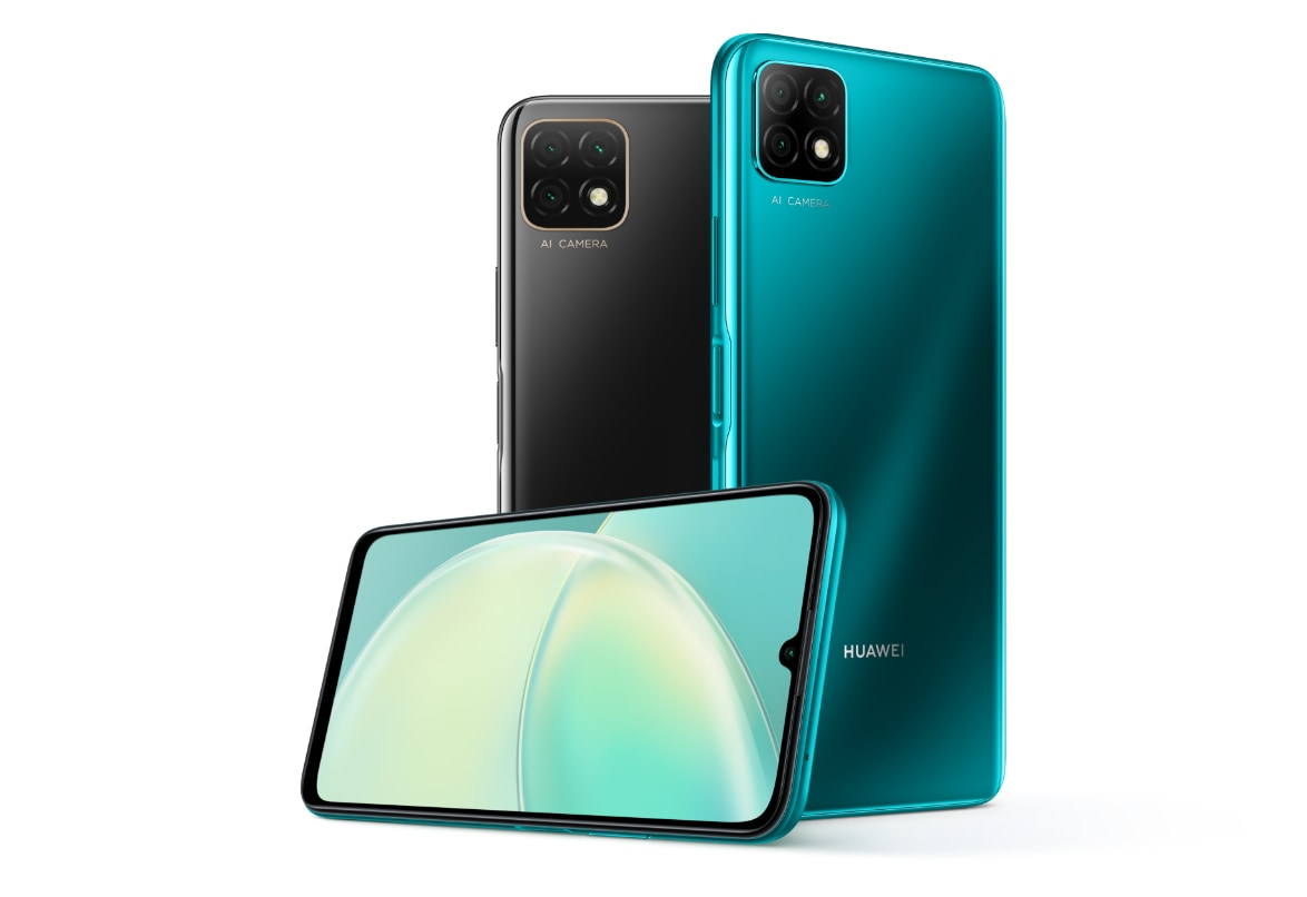 Huawei rilascia un nuovo smartphone entry-level: ecco Huawei Nova Y60 (foto)