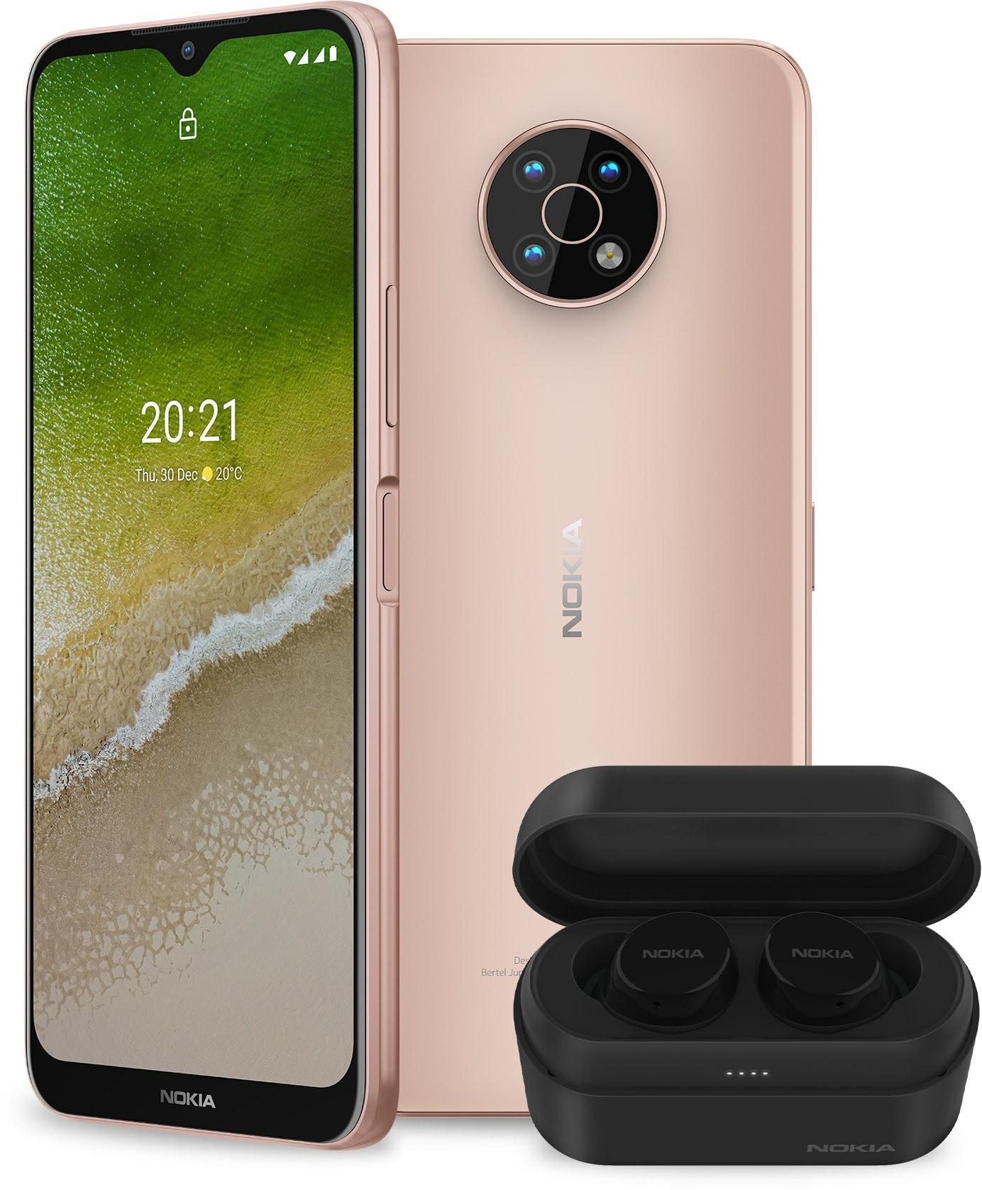 Nokia G50 5G è in arrivo: si candida a smartphone 5G più economico del mercato (foto)