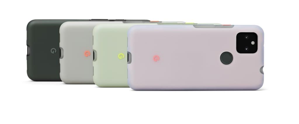 Google non si smentisce: le cover dei Pixel 5a vi piaceranno (foto)