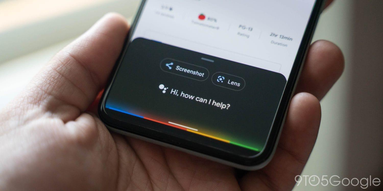 Avete ricevuto la nuova interfaccia accorciata di Google Assistant? (foto)