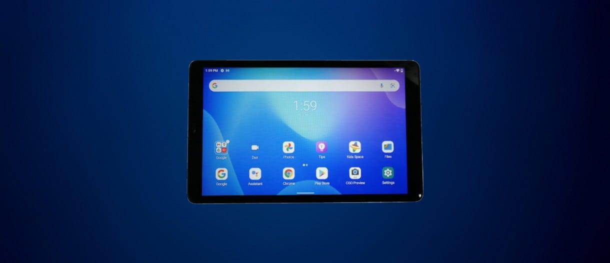Motorola: presto il tablet Moto Tab G20 potrebbe essere lanciato (foto)