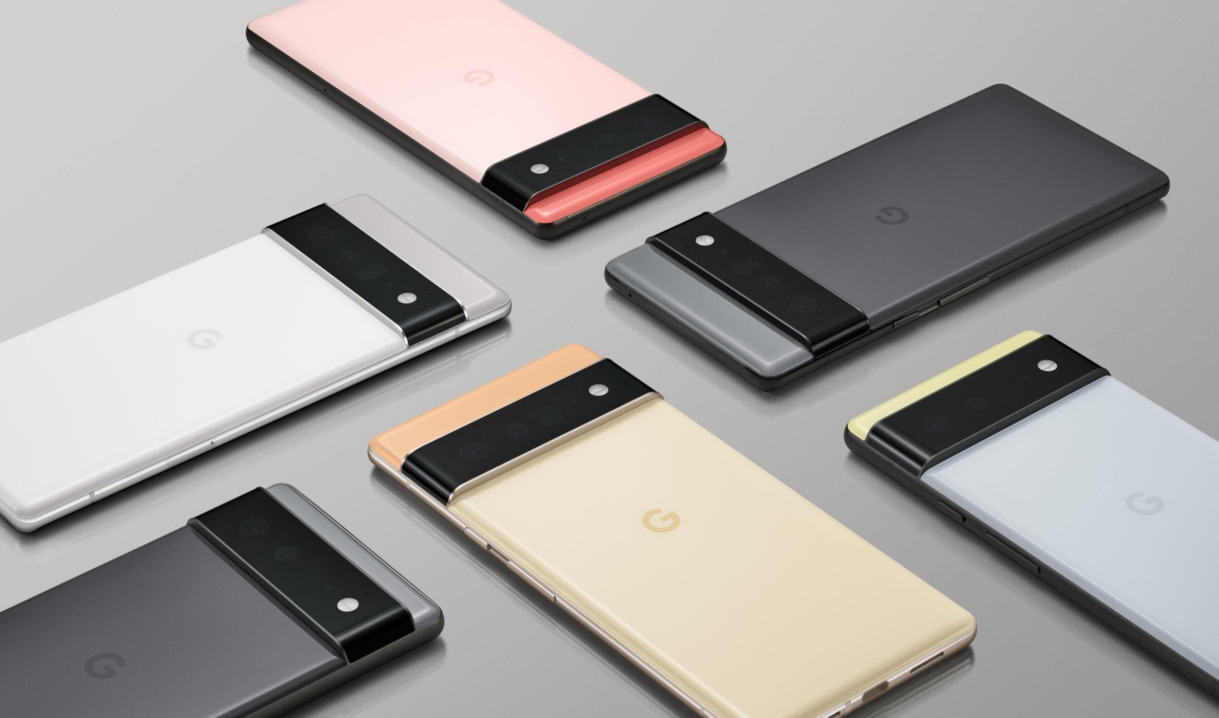 Pixel 6 ha radici nel passato di... OnePlus (foto)