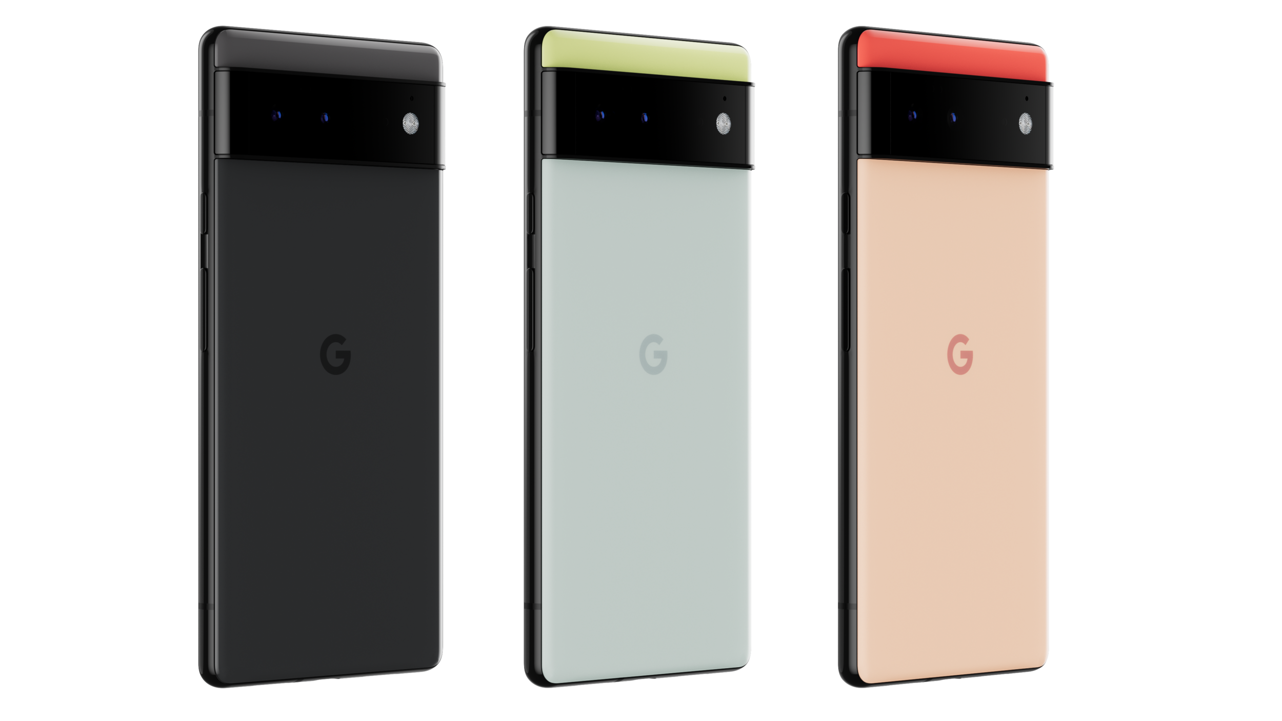 """Pixel 6 e 6 Pro: scaricate gli sfondi ufficiali, belli e """"su misura"""" (foto)"""