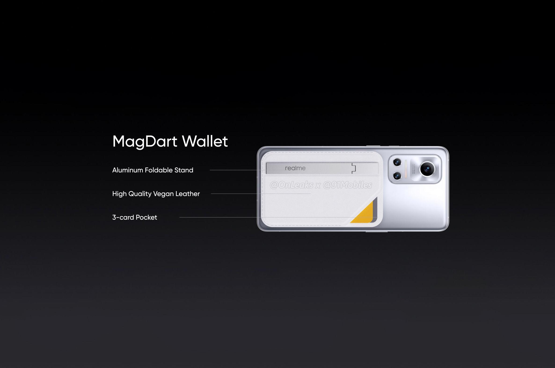 Realme MagDart in carne e ossa: l'accessorio esclusivo che vedremo su Realme Flash (foto)