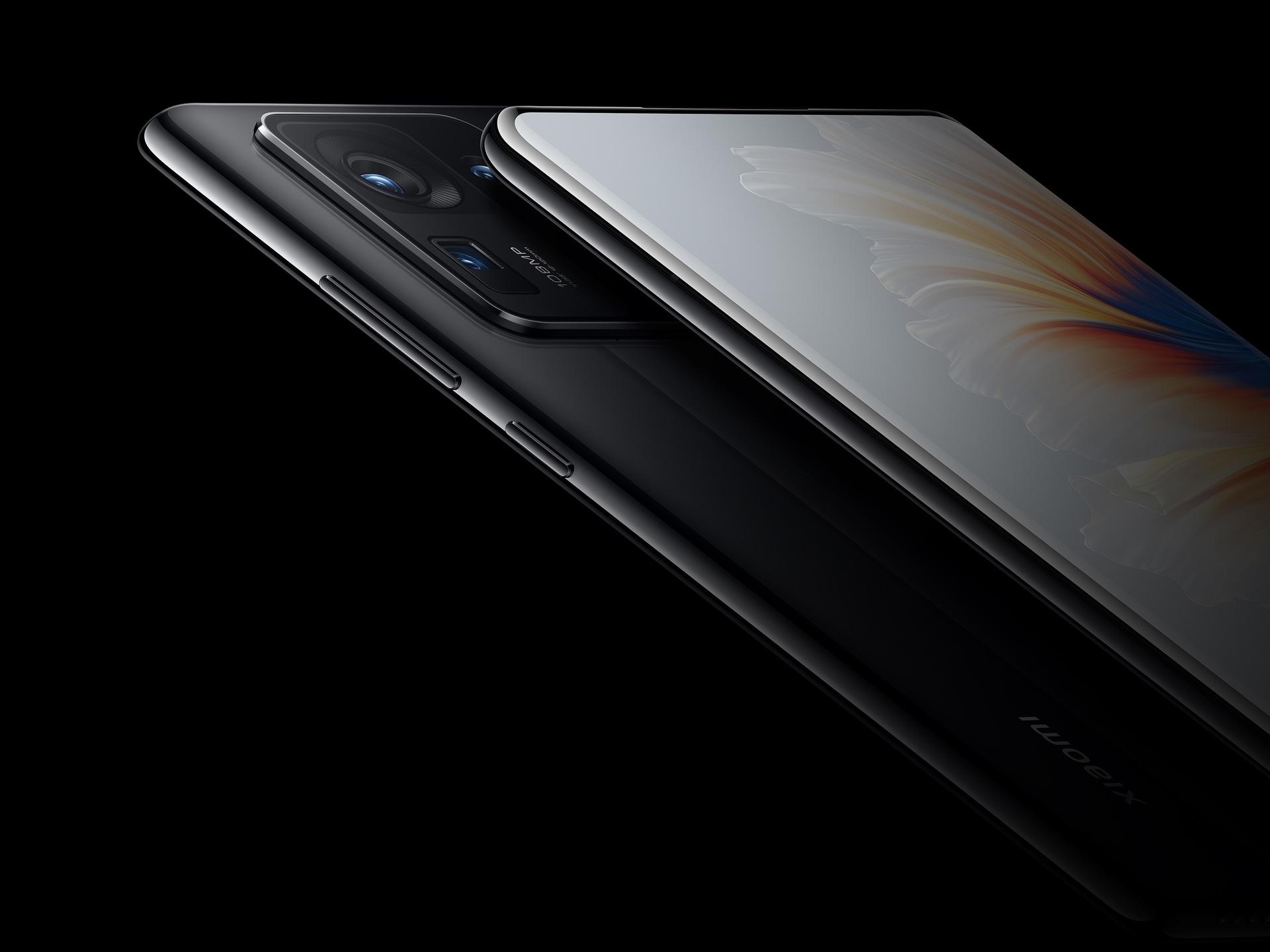 Un assaggio di Xiaomi Mi MIX 4: ecco gli sfondi ufficiali (foto e download)