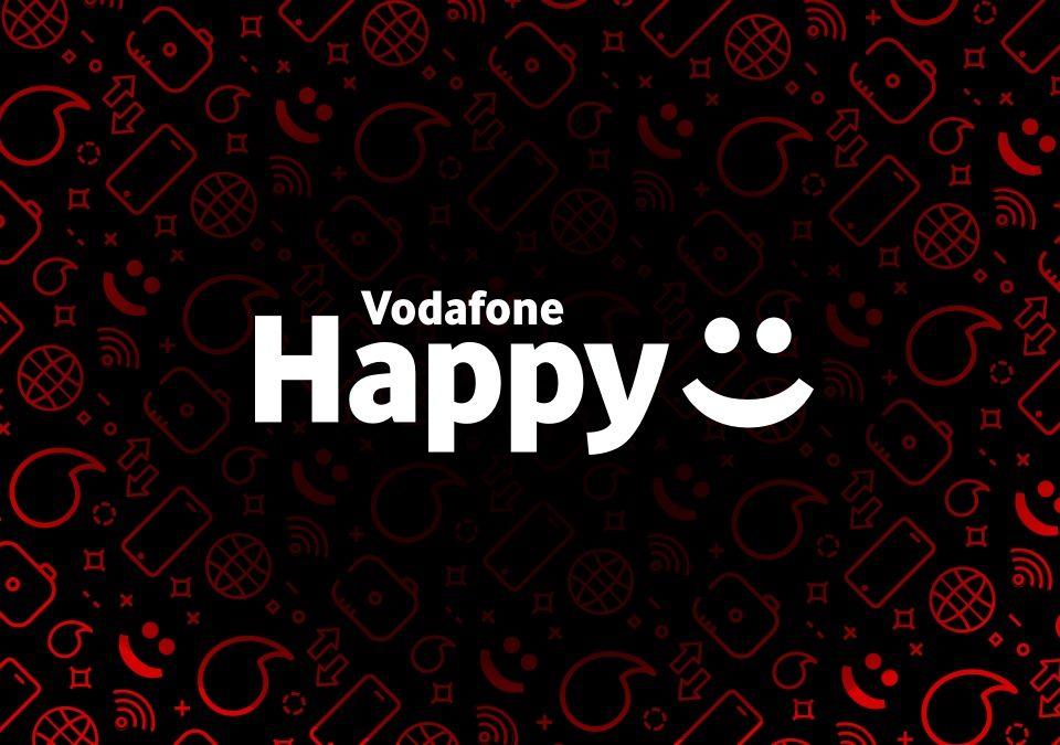 Torna Vodafone Happy Friday: sconti da Abiby e Reebok