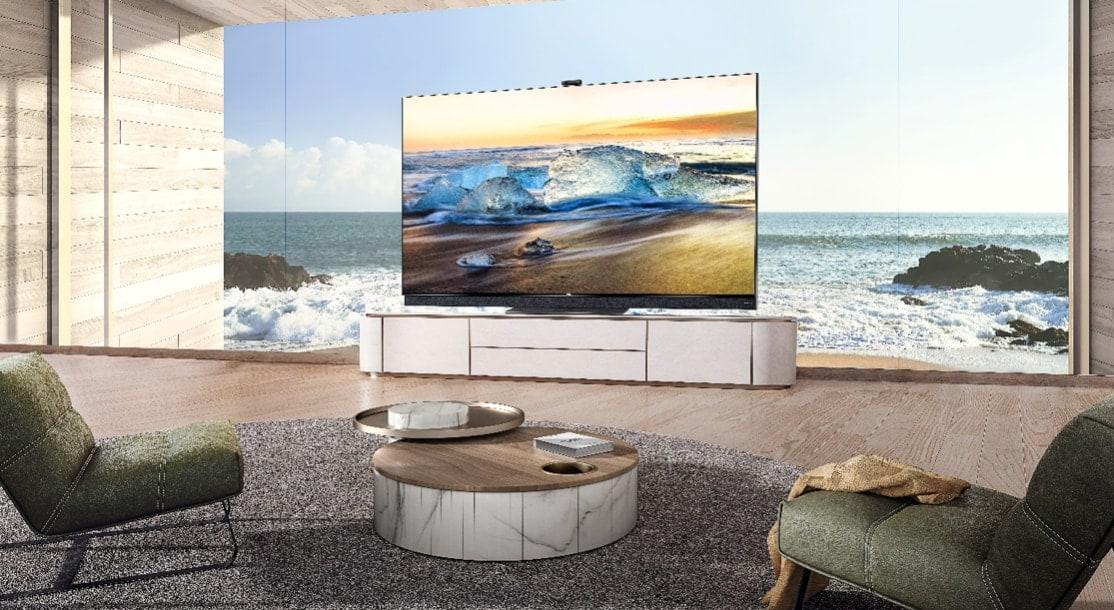 TCL presenta i nuovi TV Mini LED della Serie X con Google TV e risoluzione 8K (foto)